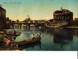 ROMA / VEDULA DEL TEVERE - Castel Sant'Angelo