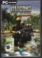 PC Vietcong Fist Alpha - Jeux PC