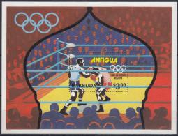 Antigua 1980 HB-46 Nuevo - Antigua Y Barbuda (1981-...)