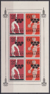 Antillas Holandesas 1980 HB-14 Nuevo - West Indies