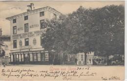 Gruss Aus Arco -hotel Austria -    1900 - Trento