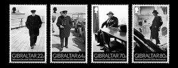 GIBRALTAR 2015 Winston Churchill 50th Anniversary - Sir Winston Churchill