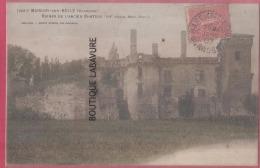 24 - MAREUIL SUR BELLE--Ruines De L'Ancien Chateau ( XIV° Siècle Monument Historique - France