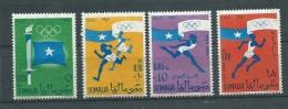 "Somalia - 1960 Olympics/Sport-Jeux Olympiques ""Roma ´1960"" ** ( Neuf Sans Charniere )   Abc15203 - Somalia (1960-...)"