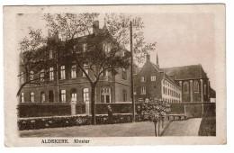 Aldekerk, Kloster, Circ. 1919 - Verlag J. Krapohl, M.-Gladbach - 2 Scans - Kleve