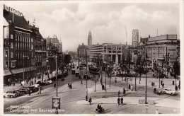 ROTTERDAM - Coolsingel Met Beursgebouw, 7,5 Cent Marke, Fotokarte Gel.1938 V.Rotterdam > Wien - Rotterdam