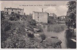 CUGAND : LE VILLAGE DE FRADET - LA SEVRE - ECRITE EN 1933 - 2 SCANS - - Andere Gemeenten