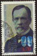 France Yv. N°2925 - Louis Pasteur - Oblitéré - France
