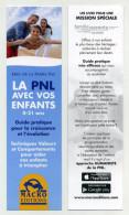 Marque-page - La PNL Avec Vos Enfants - Eric De La Parra Paz - Macro Editions - Marque-Pages