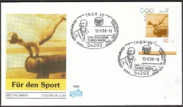 Germany Trier 1996 / Carl Schumann / Gymnastics, Wrestling / Olympic Medalist 1896