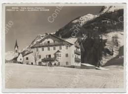 VALLE AURINA (PUSTERIA) PREDOI - ALBERGO WIESER - CARTOLINA VIAGGIATA, DATATA ANNO 1954 - Bolzano (Bozen)