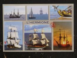 ROCHEFORT - CHARENTE MARITIME - HERMIONE MULTIVUES - Rochefort