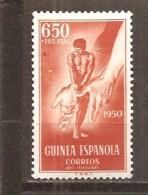 Guinea Española - Edifil 297 - Yvert 327 (MH/*) - Guinea Española