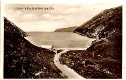 ISLE OF MAN - PORT ERIN - FLESHWICK BAY RP  Iom58 - Isle Of Man