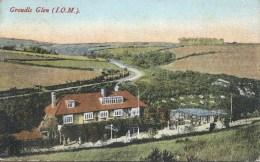 ISLE OF MAN - GROUNDLE GLEN (Railway Station) 1910 Iom261 - Isle Of Man