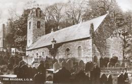 ISLE OF MAN - KIRK BRADDAN RP Iom309 - Isle Of Man