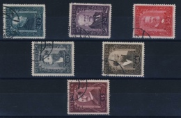 AUTRICHE  N°   420 /  425 - 1918-1945 1. Republik