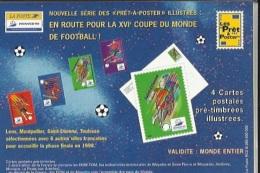 Cartes Postale Neuve Pre-Timbrées Sous Etui Plastifié (Pret A Poster) En Route Pour La X/ - Labor Unions