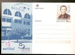 Portugal ** & Inteiro Postal,  50 Anniversary Of The Marist, Champagnat São Marcelo 2016 (110) - Persönlichkeiten