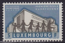 4833. Luxembourg 1960 European Schools, MNH (**) Michel 621 - Luxembourg