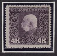 Austria Feldpost 1915 Mi#46 Mint Hinged