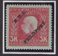 Austria Feldpost 1915 Mi#19 Mint Hinged