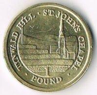 Isle Of Man 2016 £1 (2) - Isle Of Man
