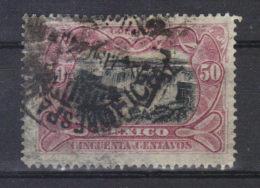 "Mexique  Service N° 27 (1900)     Surcharge ""OFICIAL"" - Messico"