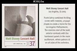 US 3910e St1 Modern American Architectures Walt Disney Concert Hall - Blokken & Velletjes