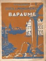 Rues Et Monuments De Bapaume   Gaston Dégardin - Picardie - Nord-Pas-de-Calais