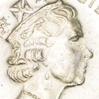 § BLIND QUEEN: GIBRALTAR ★ 10 PENCE 1779-1783 2007 MINT LUSTER! LOW START★ NO RESERVE! - Gibraltar