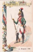 DRAGONS - 1791 - N°127 - CHICOREE EXTRA  C. BERIOT - Tè & Caffè
