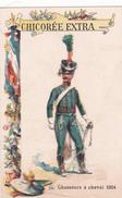 CHASSEURS A CHEVAL - 1804 - N°163 - CHICOREE EXTRA  C. BERIOT - Tè & Caffè