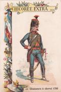 CHASSEURS A CHEVAL - 1793 - N°135 - CHICOREE EXTRA  C. BERIOT - Tè & Caffè