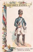 CHASSEURS A CHEVAL - LEGION DE SOUBISE - 1767 - N°94 - CHICOREE EXTRA  C. BERIOT - Tè & Caffè