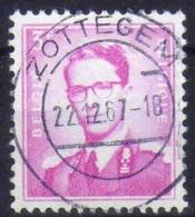 1067 Zottegem - 1953-1972 Lunettes