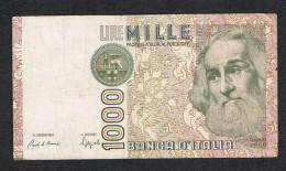 °°°  BANCA D'ITALIA  1.000  LIRE 1982 - [ 2] 1946-… : République