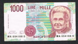 °°°  BANCA D´ITALIA  1.000  LIRE 1990 - [ 2] 1946-… Republik