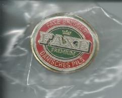 Pin FAXE - Dänisches Pils - Bierpins
