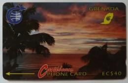 GRENADA - GPT - 3CGRB - $40 - Mint - Grenada