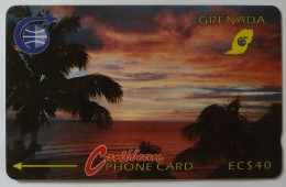 GRENADA - GPT - 3CGRB - $40 - Mint