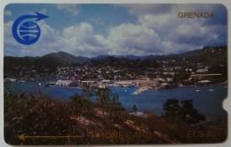 GRENADA - GPT - 1CGRD - $40 - St Georges - 2441ex - Mint - Rare - Grenada