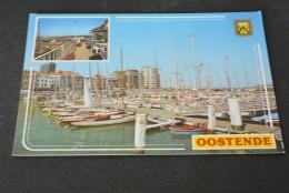 PK267-  Oostende - Jachthaven- Port De Plaisance - Bateaux