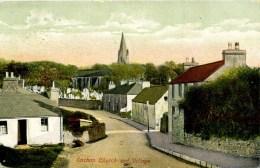 ISLE OF MAN -  ONCHAN CHURCH AND VILLAGE Iom1 - Isle Of Man