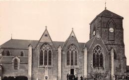 ¤¤  -   4   -   LA PLAINE-sur-MER    -  L'Eglise Au Carrefour De Toute Les Routes De La Pointe De SAINT-GILDAS    -  ¤¤ - La-Plaine-sur-Mer