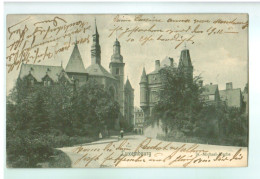12639  Cpa , LUXEMBOURG  ; St Michel Kirche   Précurseur  , 1912    ACHAT DIRECT !! - Luxembourg - Ville
