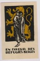 En Faveur Des Réfugiés Belges - Patriotiques