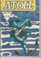 ATOLL Reliure  N° 8  ( N° 29 + 30 + 31 + 32 )  - JEUNESSE & VACANCES  1969 - Petit Format