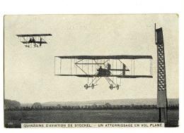 18100   -   3 Cartes  -  Quinzaine D'Aviation De Stockel - Meetings