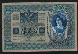 °°° OOSTENRIJK  1.000  KRONEN  1902 - Autriche